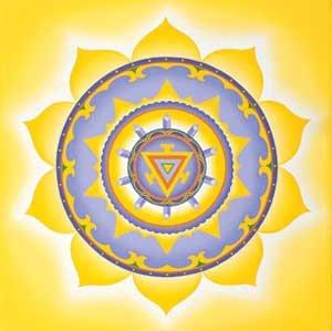 3 Чакра - Манипура